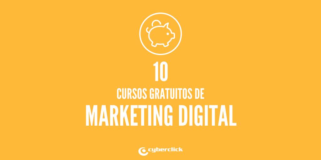 10 cursos gratis de marketing online