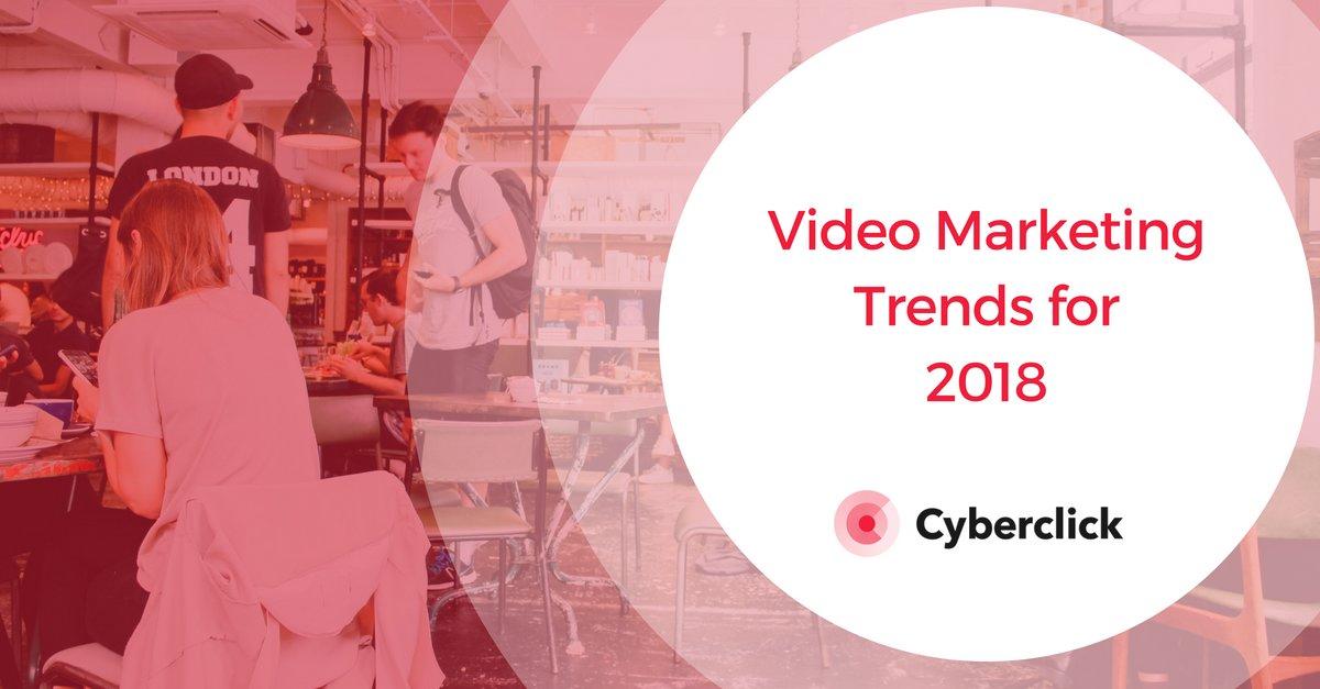 10 video marketing trends
