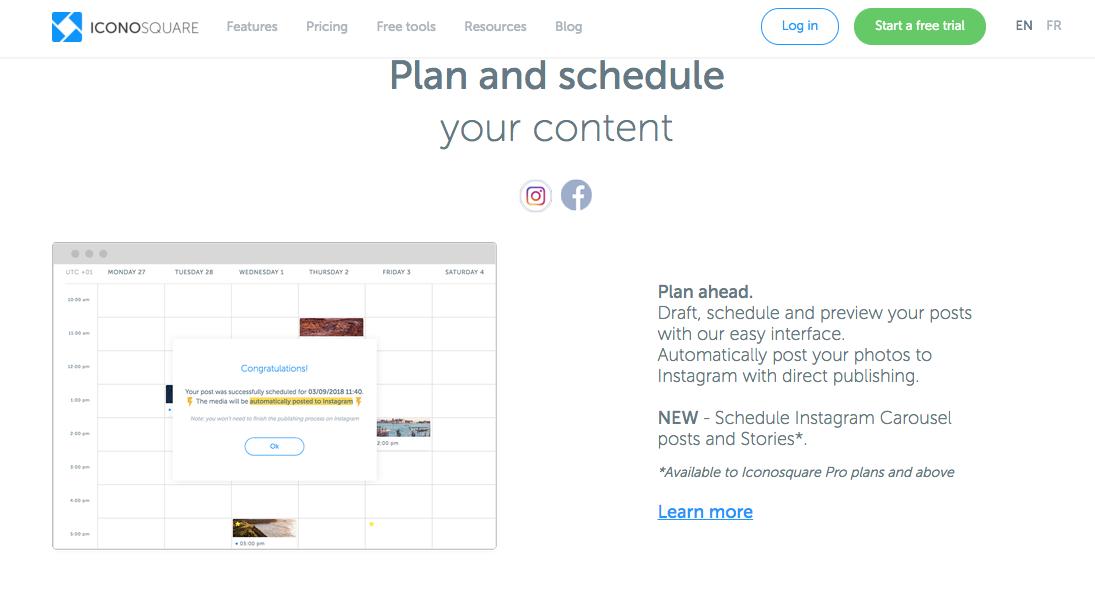 15 herramientas gratis de marketing para instagram