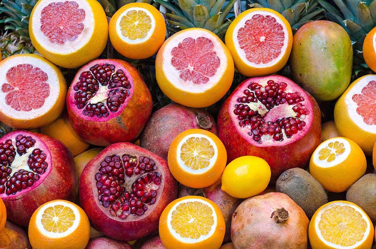 naranja color