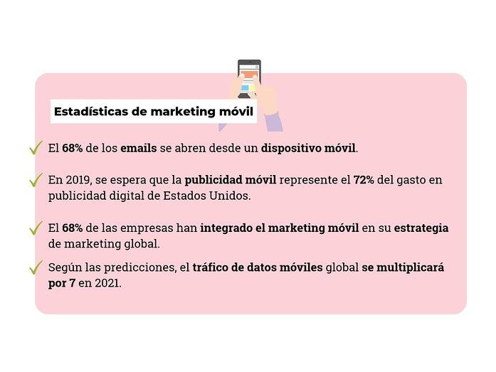 2. 50 estadisticas de marketing digital para 2019
