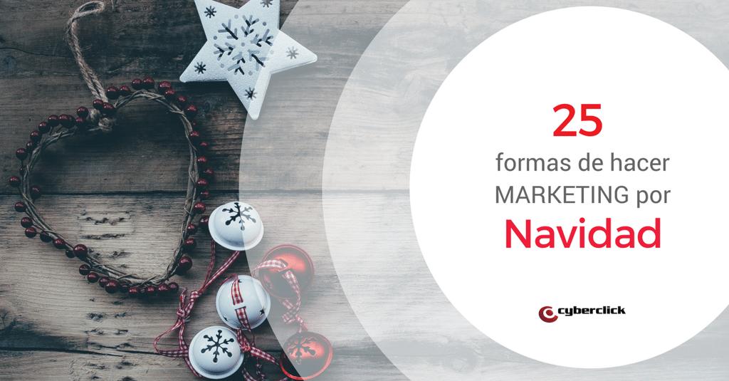 25 vIas para comunicarte con los consumidores en Navidad