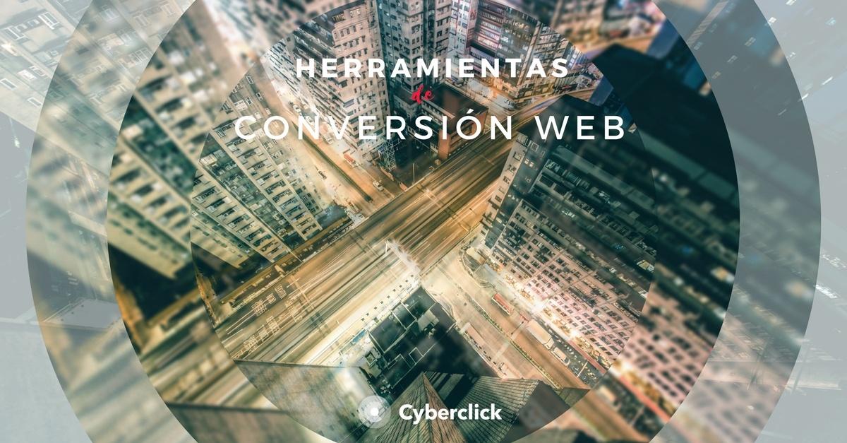 4 herramientas para mejorar la tasa de conversion de tu web