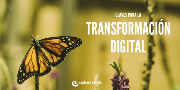 5 formas de afrontar la transformacion digital