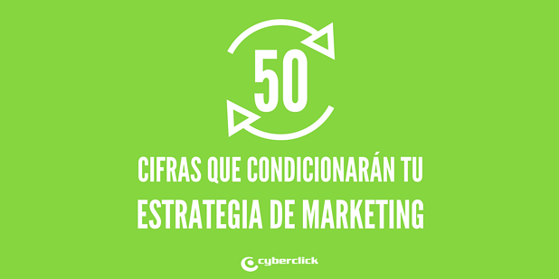 50 datos y tendencias que condicionarAn tu estrategia de marketing digital