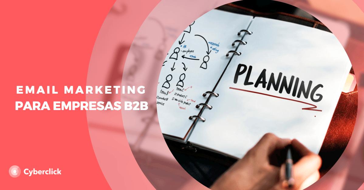 8 consejos de email marketing para empresas B2B
