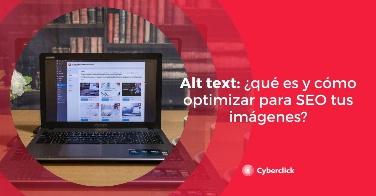 Alt text que es y como optimizar para SEO tus imagenes