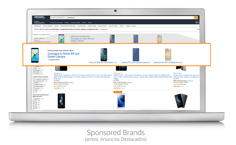 Amazon Advertising - Anuncios Patrocinados 4