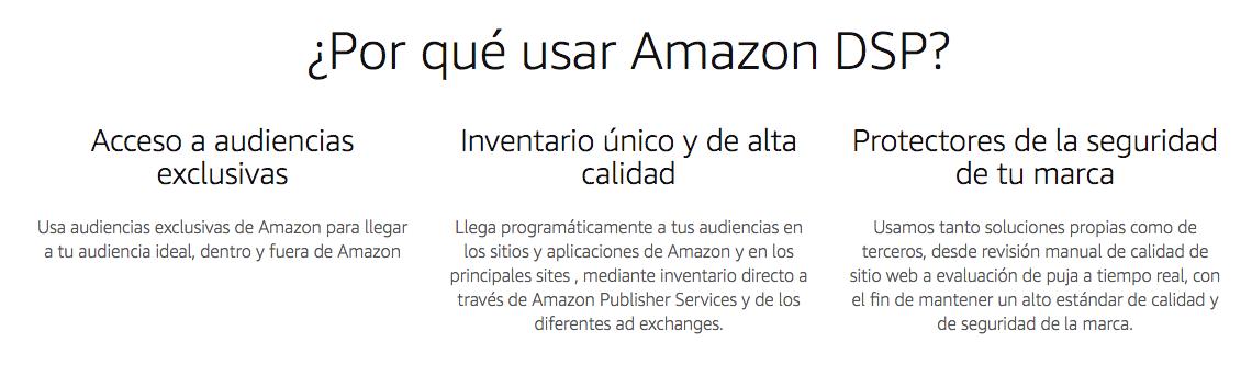 Amazon Advertising - DSP