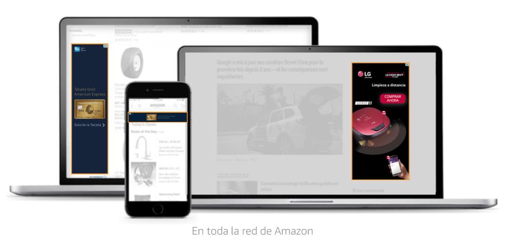 Amazon Advertising - Display