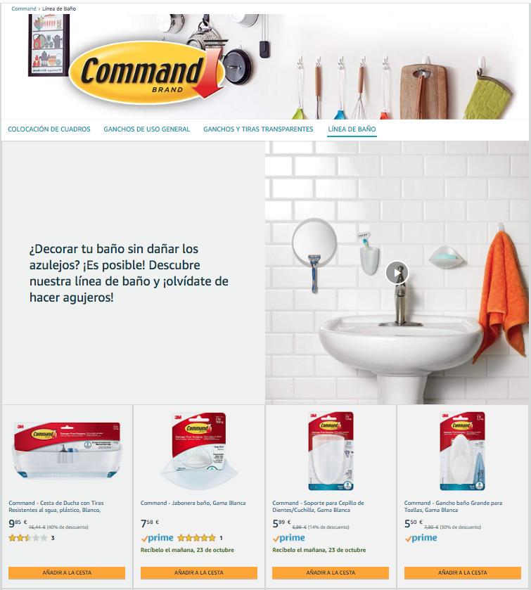 Amazon Advertising - Stores 3