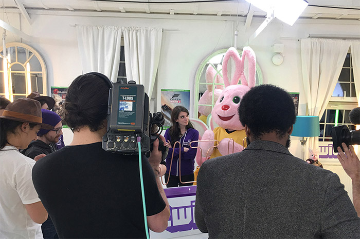 Campaña Duracell Twitch