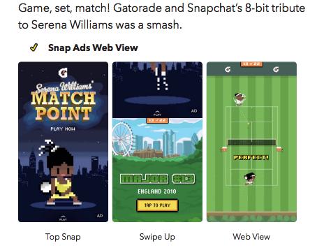 Guia de publicidad en Snapchat