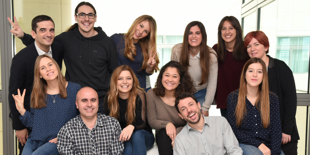 La empresa más feliz del mundo