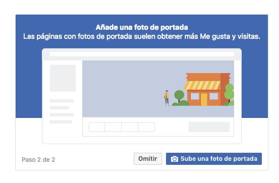 Cómo crear tu página de empresa en Facebook paso a paso 7-1