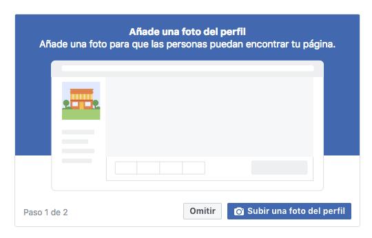 Cómo crear tu página de empresa en Facebook paso a paso 8