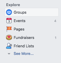 Cómo crear una cuenta de Facebook - grupos