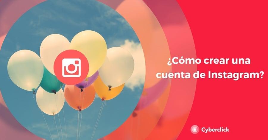 Como crear una cuenta de Instagram y colgar publicaciones