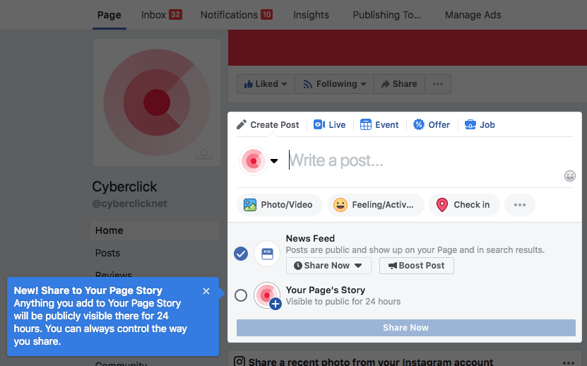 Como crear una cuenta en Facebook paso a paso - Publicar en Facebook