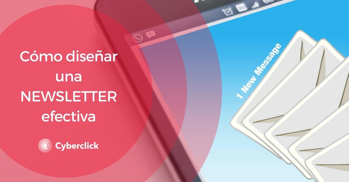 Como disenar una newsletter efectiva