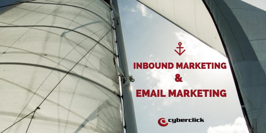 Como el email marketing te acompana en tu estrategia de inbound marketing