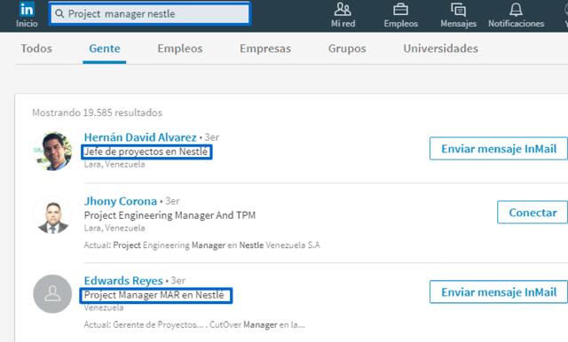 Como encontrar oportunidades de negocio en LinkedIn