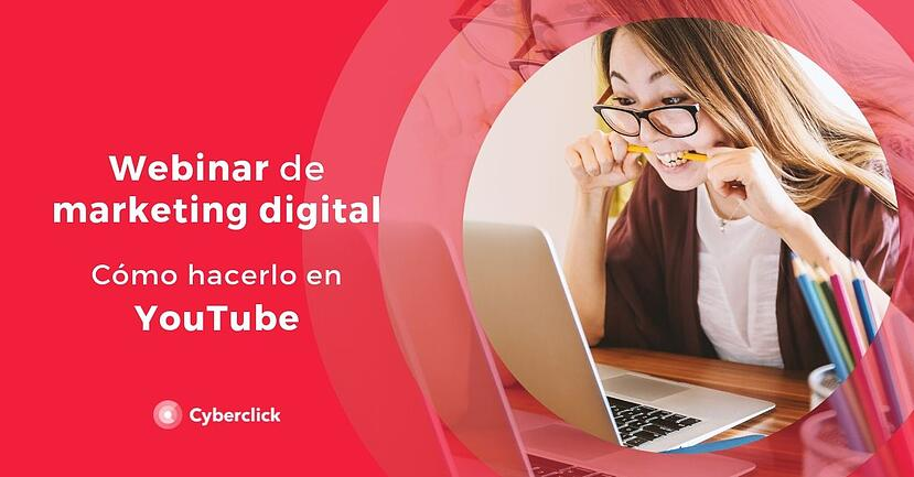 Como hacer un webinar de marketing digital en youtube
