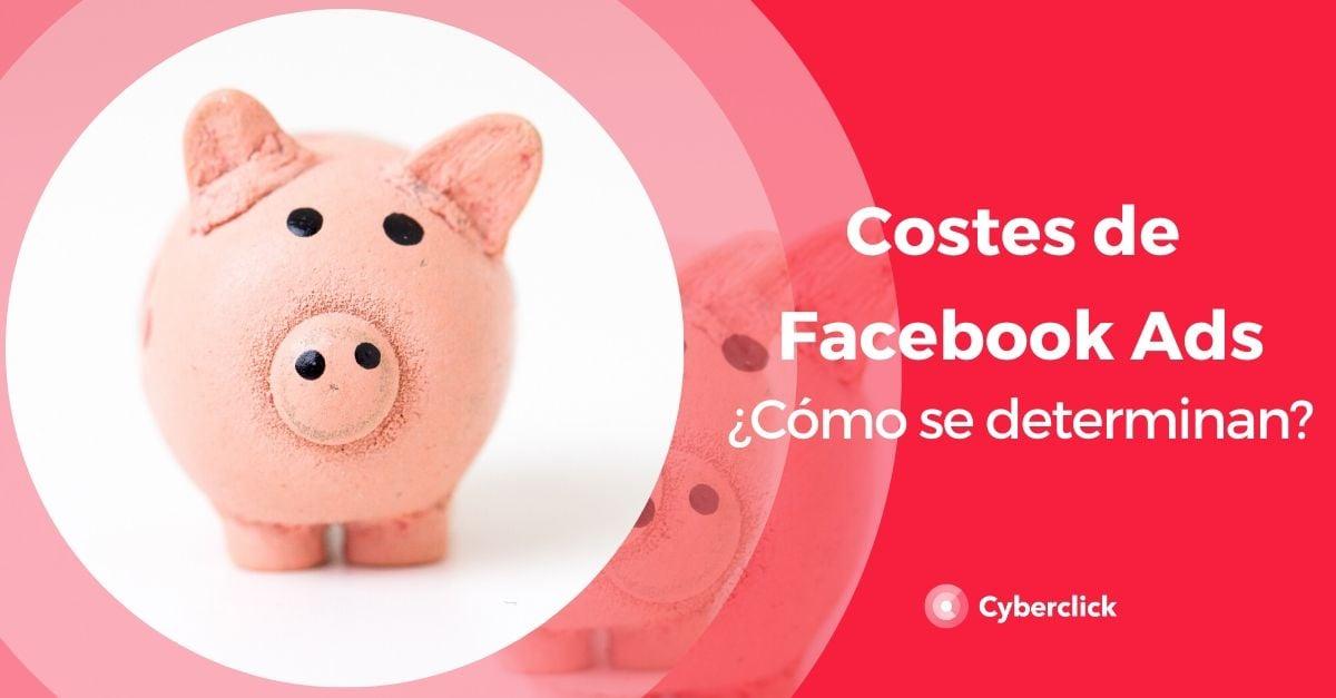 Costes de la publicidad en facebook
