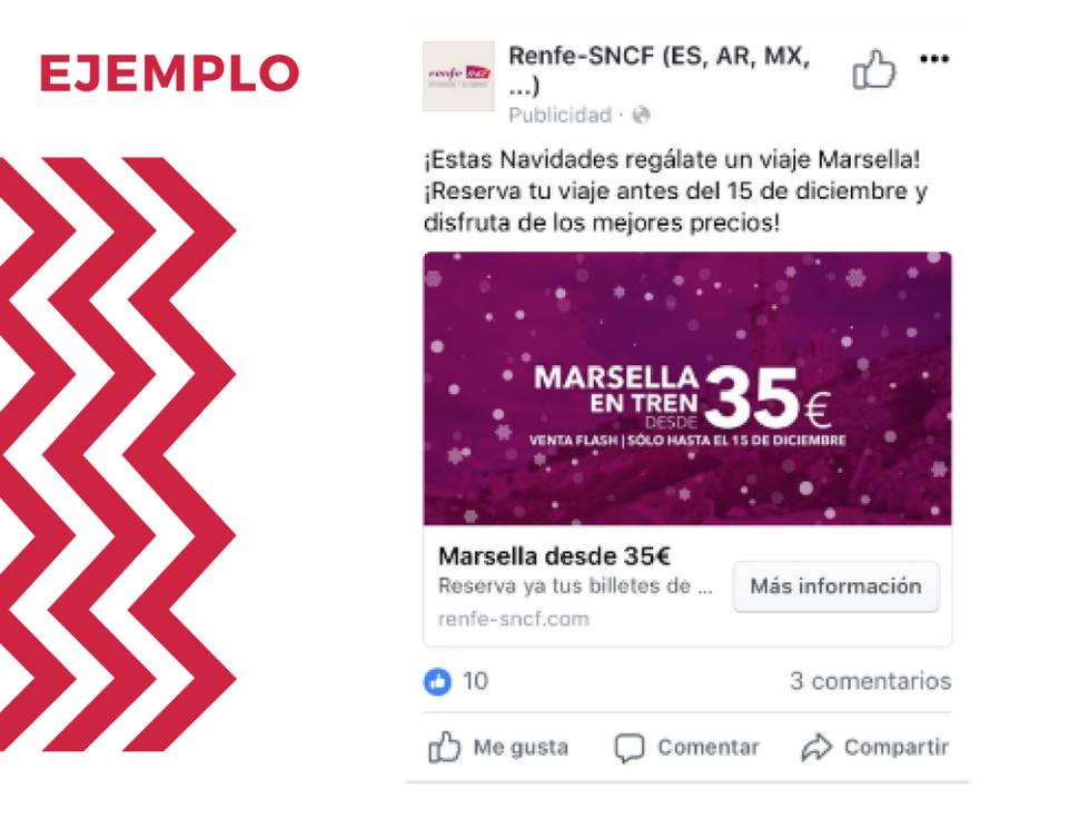 campanas de conversion en facebook ads