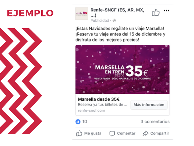 campanas de conversion en facebook ads