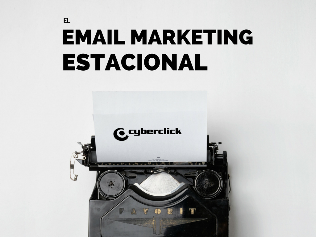 El email marketing funciona mejor en epoca vacacional o no