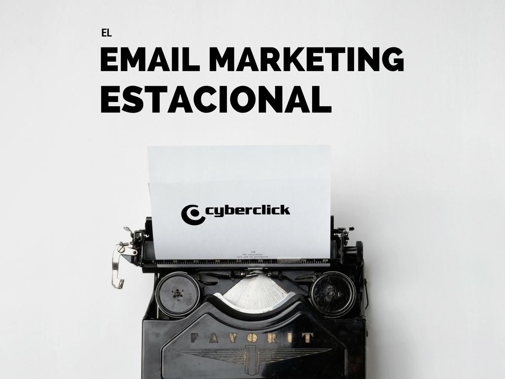 El email marketing funciona mejor en epoca vacacional o no
