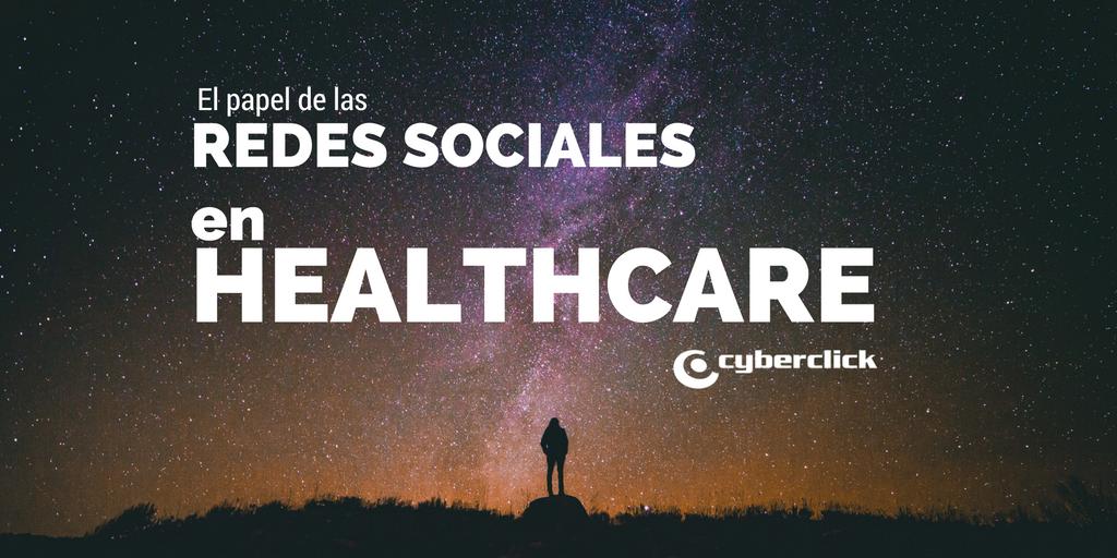 El papel de las redes sociales en las estrategias healthcare