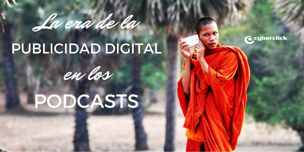 Empieza la era de la publicidad online en los podcasts