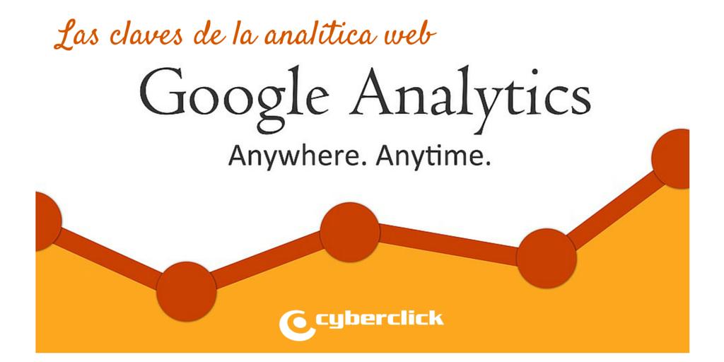 Google Analytics en espanol Las claves de la analitica web