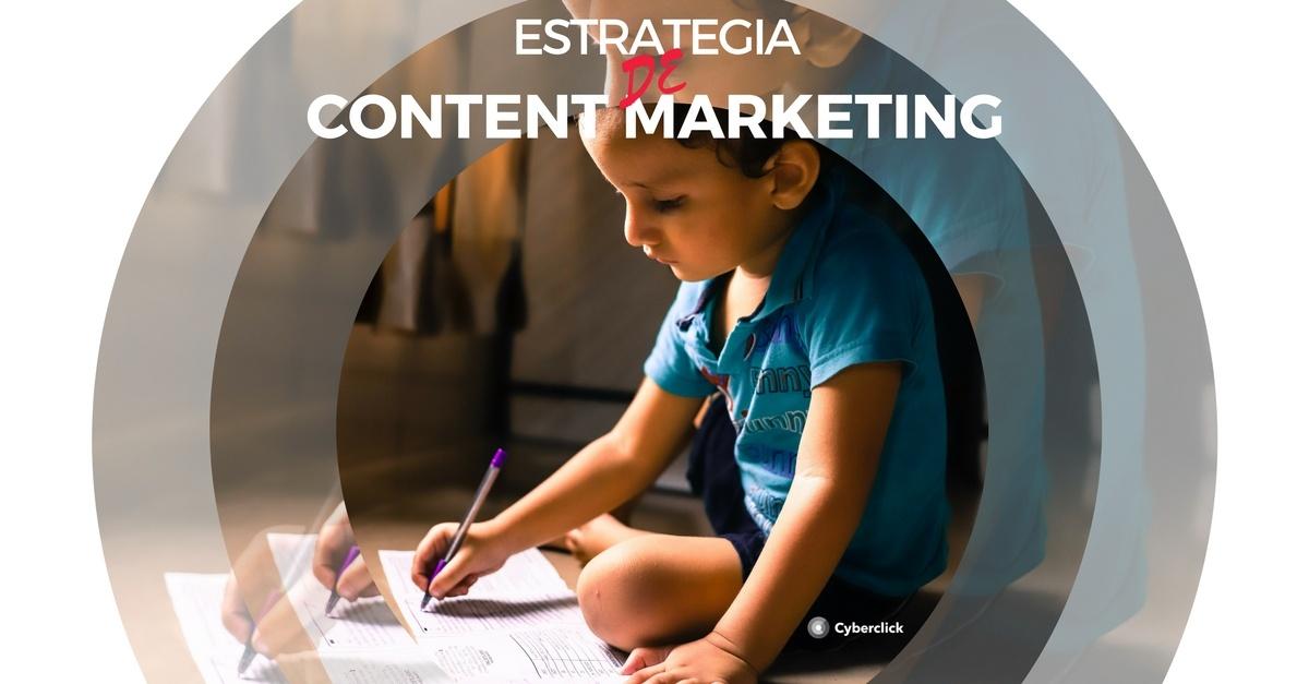 Hoja de ruta de una estrategia de marketing de contenidos exitosa