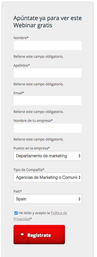 Como organizar un webinar de marketing online con Youtube y Hangout