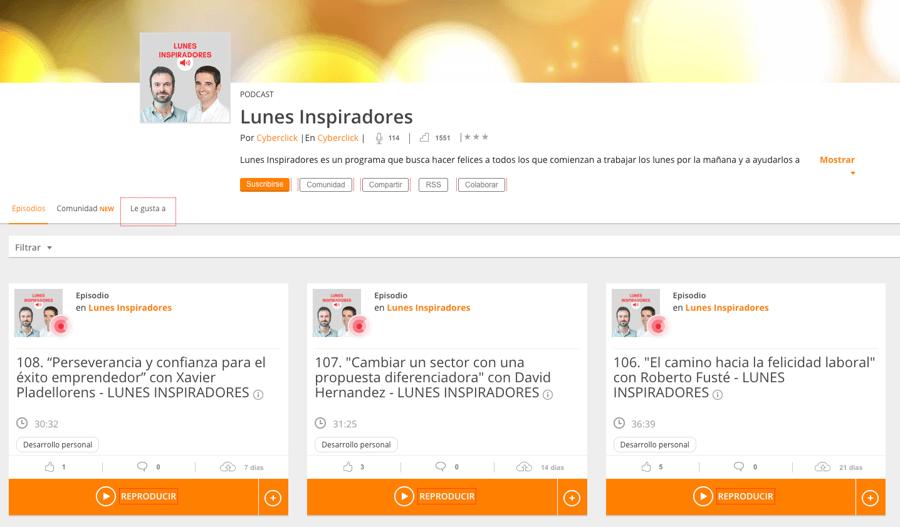 Inbound Marketing - Podcast Lunes Inspiradores