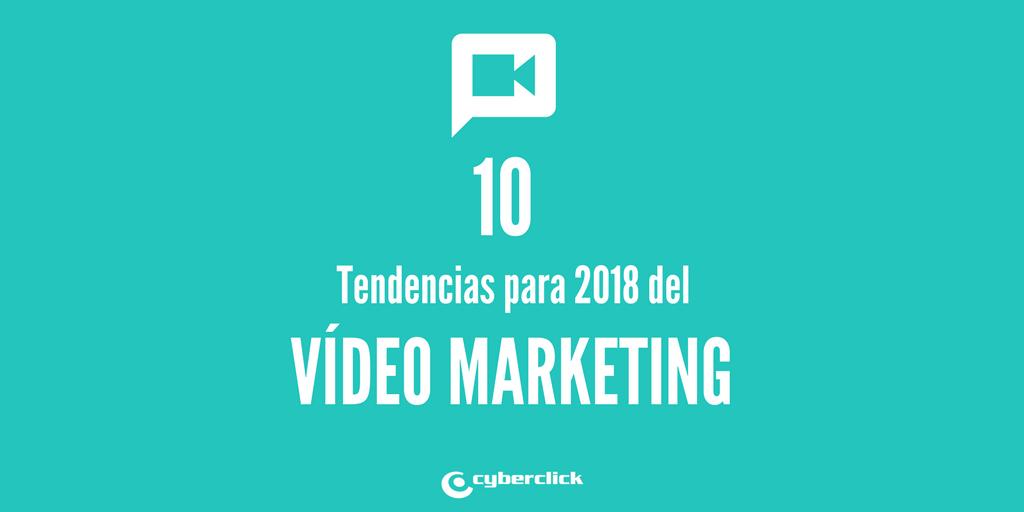 Las 10 estadisticas y tendencias del video marketing