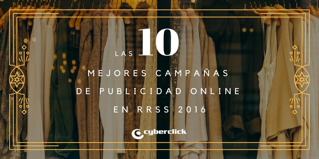 Las 10 mejores campañas de publicidad online en redes sociales 2016