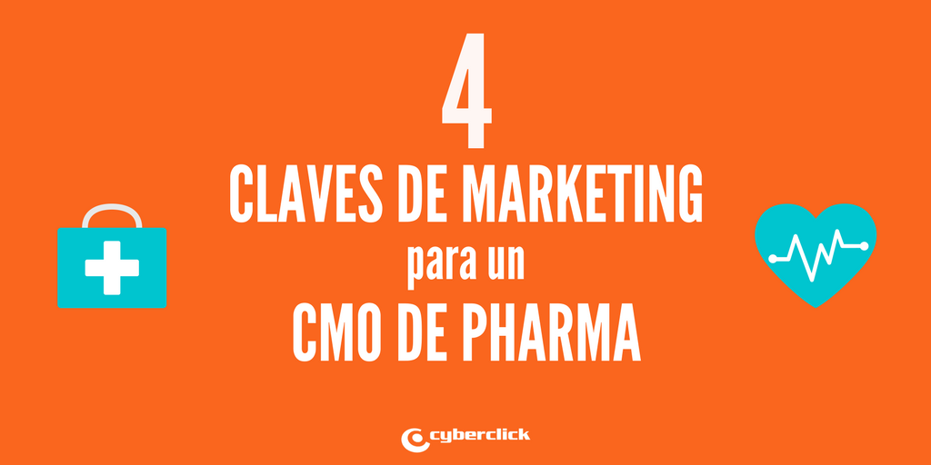 Las 4 claves del marketing farmacéutico para el CMO