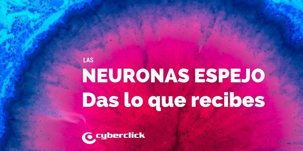 Las neuronas espejo crean tu karma: lo que das es lo que recibes