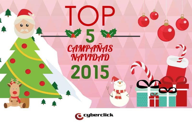 Publicidad Digital: Las 5 mejores campañas de estas Navidades 2015