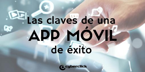 Las claves de las apps moviles con mas exito
