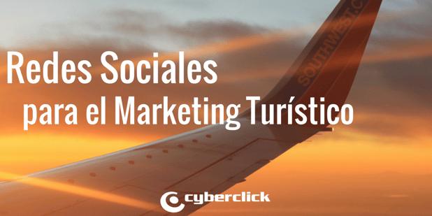 Los mejores canales sociales para hacer marketing turístico