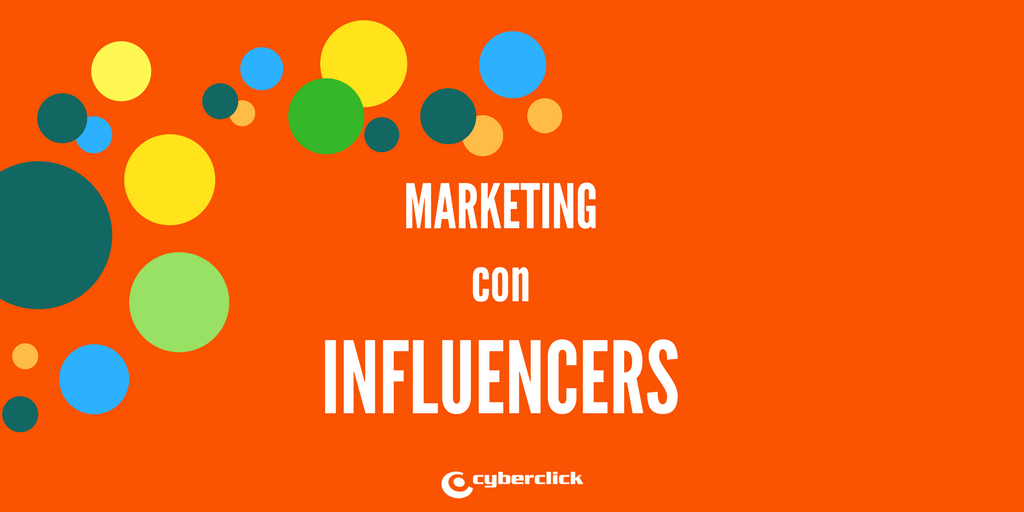 Marketing online vender mas con influencers