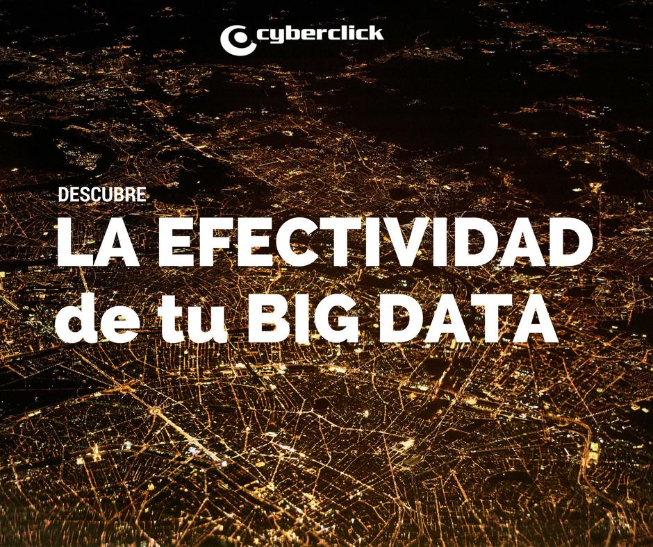 Marketing online: las 5 preguntas para saber la efectividad de tu Big Data