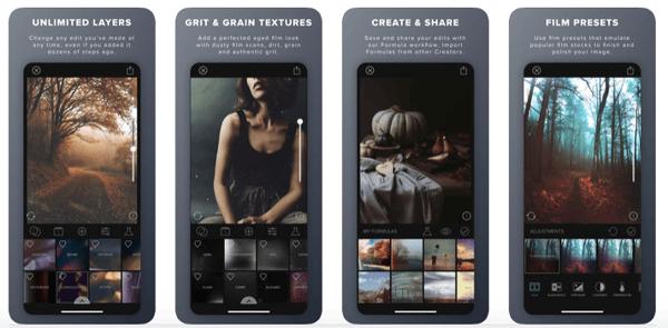 Mextures app instagram