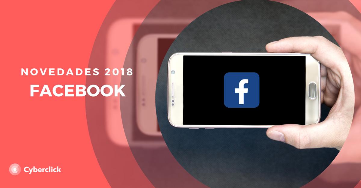 Novedades 2018_ Facebook, Instagram, Messenger, Whatsapp & AR2FVR