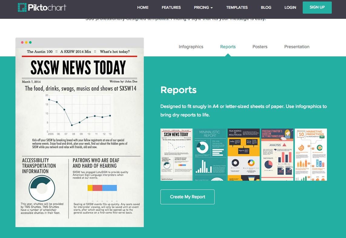 Picktochart - Marketing online: 8 herramientas que no has de perder de vista en 2016